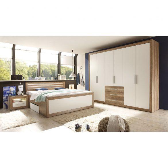Schlafzimmerset RACHID (4-teilig) von LOFTSCAPE