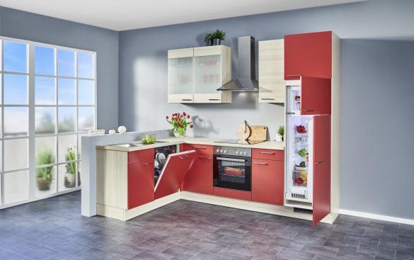 Winkelküche PN 80 275 cm x 175 cm