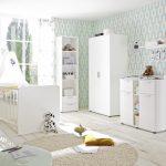25% sparen – Kleiderschrank BIBO Weiß – nur 119,99€