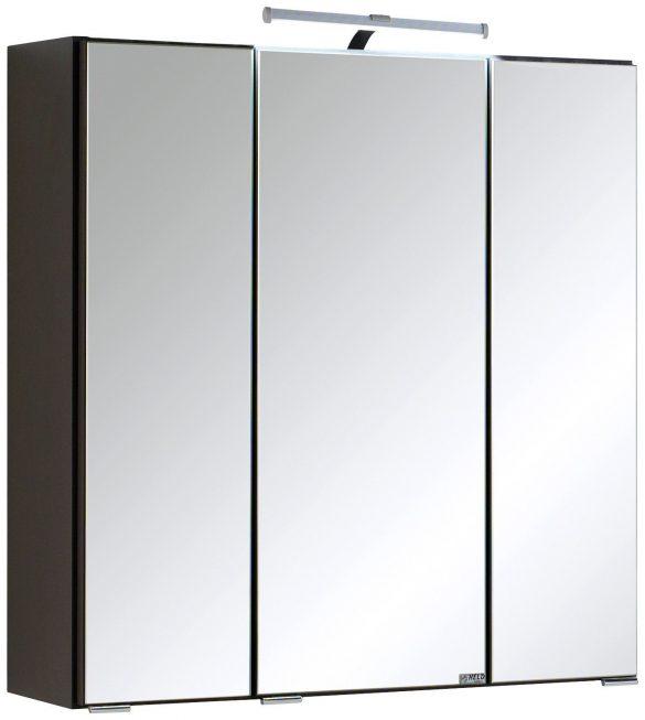 HELD MÖBEL Spiegelschrank TEXAS Breite 60 cm, mit LED-Beleuchtung