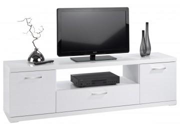 TV-Lowboard OSKAR weiß Hochglanz ca. 173 cm