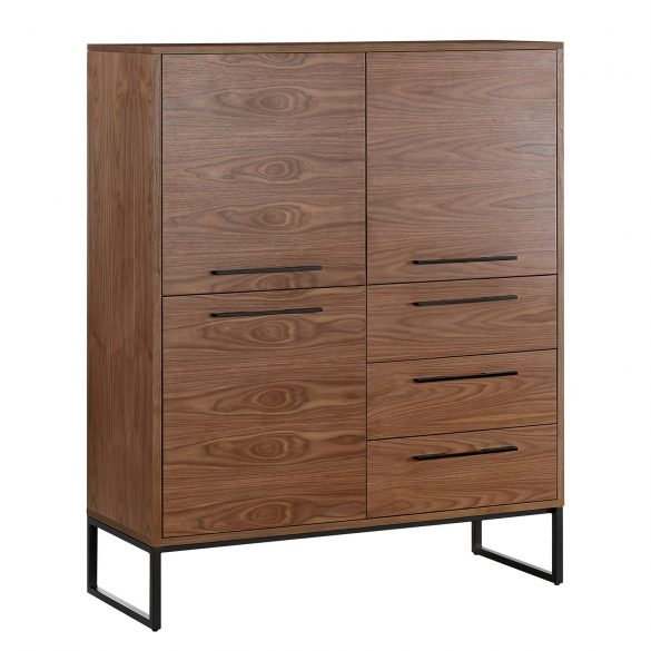 ber 50 sparen highboards im angebot cherry m bel. Black Bedroom Furniture Sets. Home Design Ideas