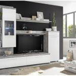 20% sparen – Wohnwand DELIUS Beton-Optik/weiß – nur 279,99€