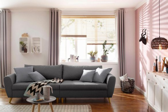 HOME AFFAIRE Big-Sofa PENELOPE