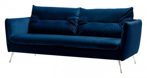 Sofa NOVA 2,5-Sitzer blau
