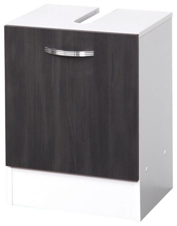 Waschbeckenunterschrank 8674 Graphit ca. 40 cm