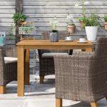 54% sparen – 4-Sitzer Gartengarnitur HASTING von GARTEN LIVING – 531,99€
