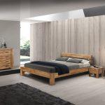 23% sparen – Massivholzbett ORTEGA 140×200 cm von NEUE MODULAR – nur 999,99€